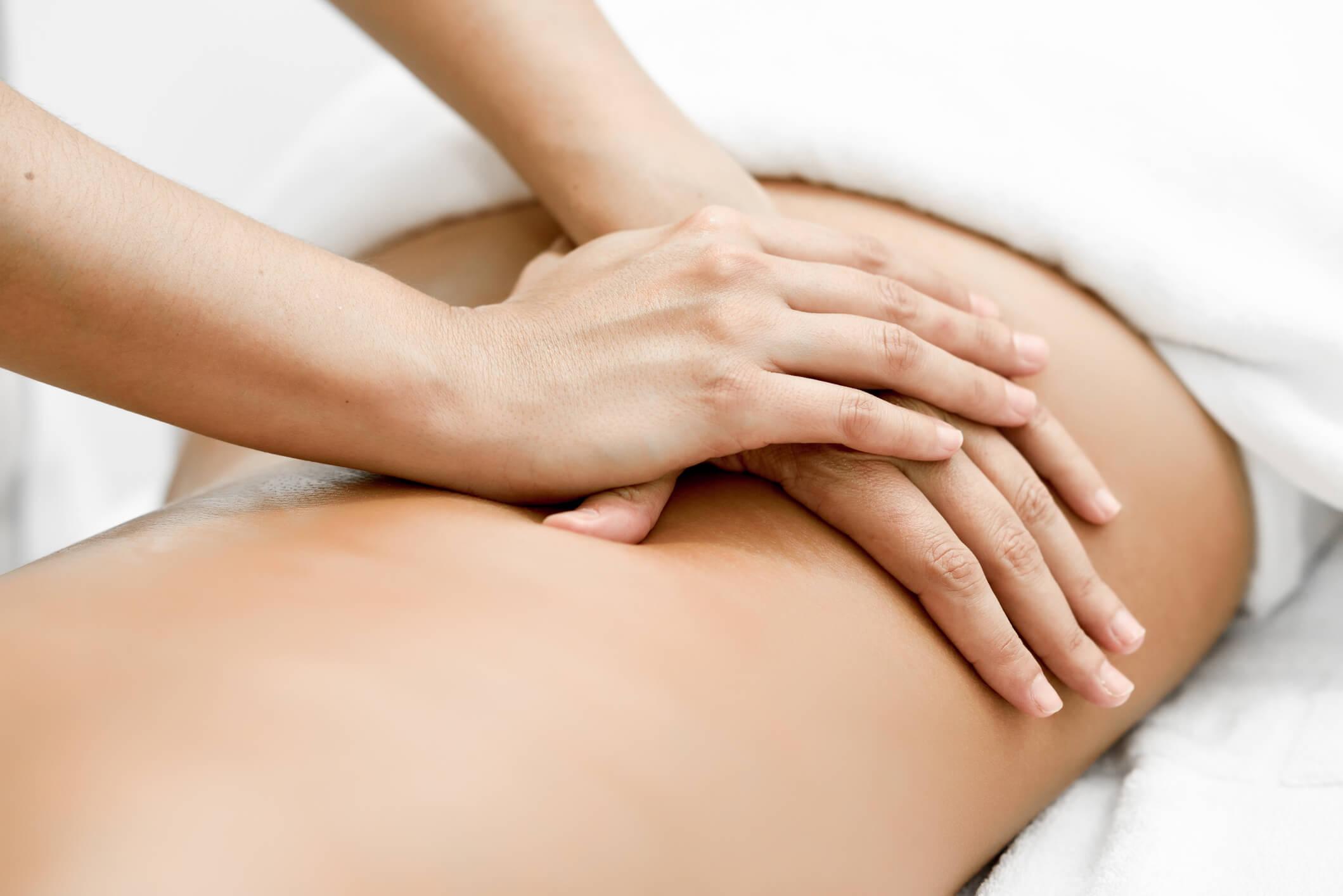 Deep Tissue Massage in Calgary