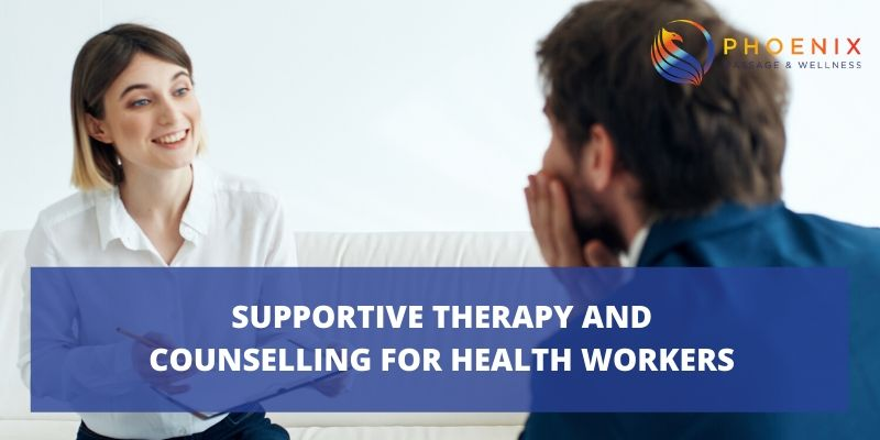 Supportive Therapy and Counselling for Health Workers