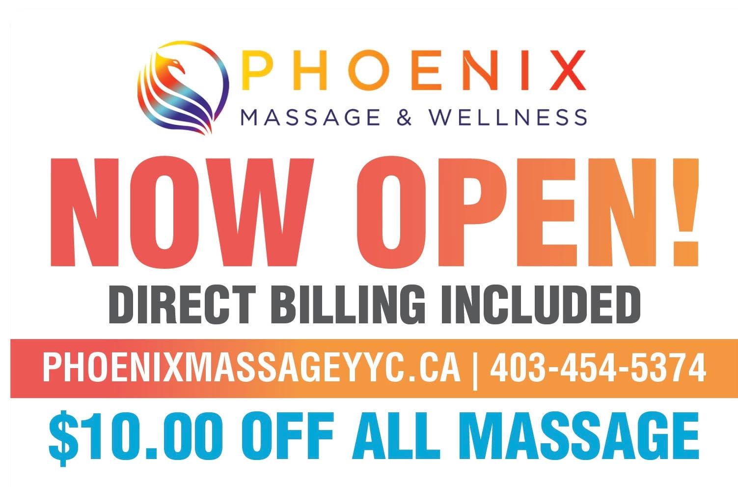 $10.00 Off All Massage