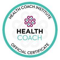 Health Coach Institute Official Certificate